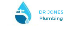 DR JONES Plumbing Logo